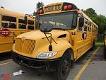 2009 International CE300-  Central Square CSD    This online auction includes 8 school buses    (3)- 2009 International CE300  (2)- 2010...