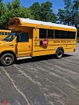 2012 E450 - Brocton CSD    This online auction includes 2 school buses    1- 2012 Ford E450 Wheelchair  1- 2005 International 3000  ...