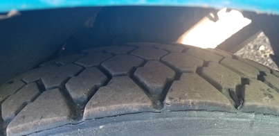 Tire Left Front 10