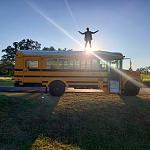 "Gus ""the ole yeller"" Bus"