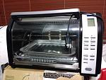 A friend game me this toaster oven. It's brand new!!