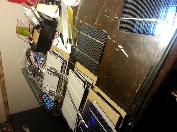 solar pannels ugg