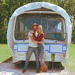 The Lills (@thelillslife) Vintage 1961 GM New Look / Fishbowl Bus Conversion