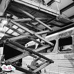 The Lills (@thelillslife) Vintage 1961 GM New Look / Fishbowl Bus Conversion - Scissor Lift