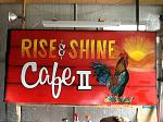 Commercial country Store sign
