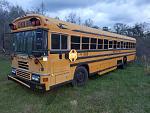 1993 All American Bluebird Bus