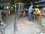 Welding Sliding Gates