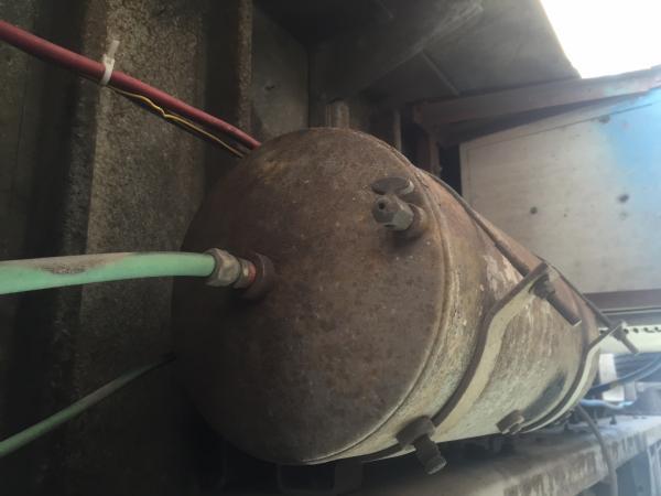 air brake tank?