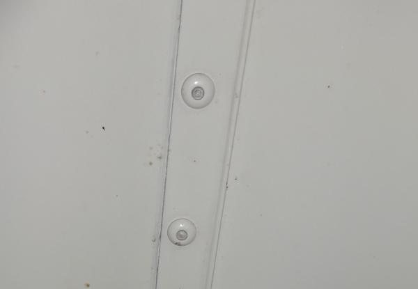 Ceiling screws/bolts. How do I get them OUT??