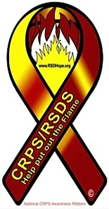Always raising awareness for CRPS / RSD.