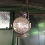 i got this 1890's coachman lantern from ebay it's our porch light has a led bulb in it now 12 volt dc