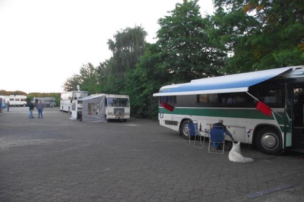 Converted truck/bus meeting in The Netherlands.