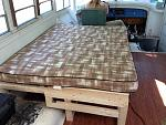 Fold out bed