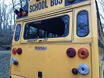 Bus and vandalism pics