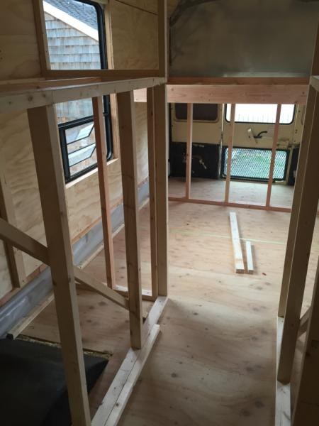 Framing bunks