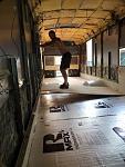 Flooring fit