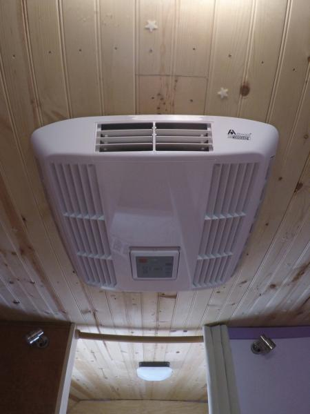 Heat pump/AC